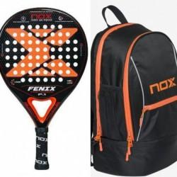 PACK NOX FENIX + MOCHILA...